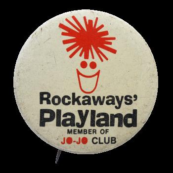 Rockaways' Playland Jo Jo Club Button Museum