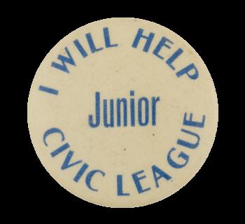 Junior Civic League Club Button Museum