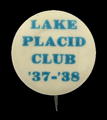 Lake Placid Club Club Button Museum