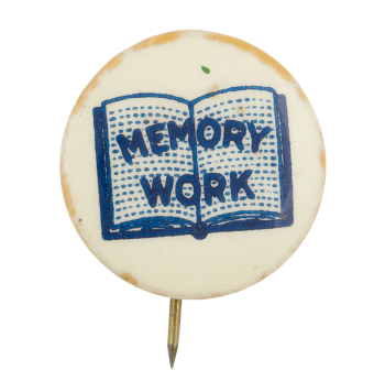 Memory Work Club Button Museum