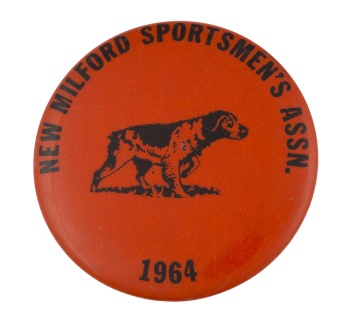 New Milford Sportsmen's Association Club Button Museum