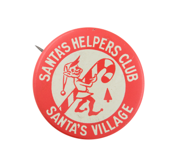 Santa's Helpers Club Club Button Museum