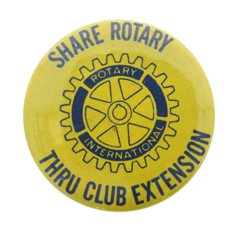 Rotary International Club Button Museum