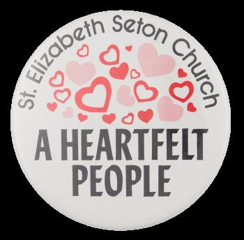 St. Elizabeth Seton Church Club Button Museum
