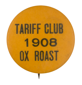 Tariff Club Club Button Museum
