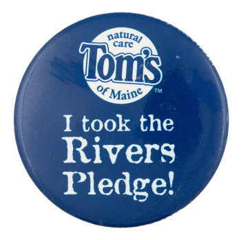 Tom's of Maine Club Button Museum