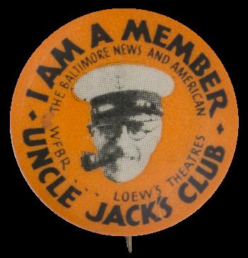 Uncle Jacks Club Club Button Museum