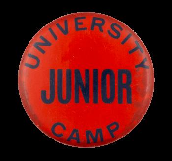 University Camp Junior Club Button Museum