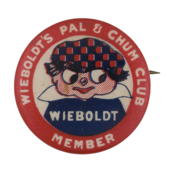 Wieboldt's Pal & Chum Club Club Button Museum