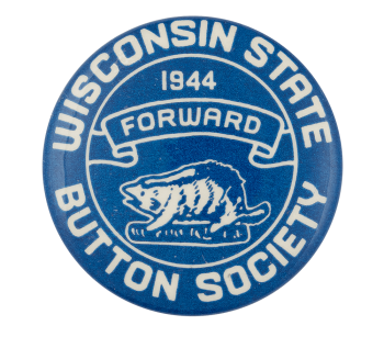 Wisconsin State Button Society Club Button Museum