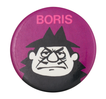 Boris Entertainment Button Museum