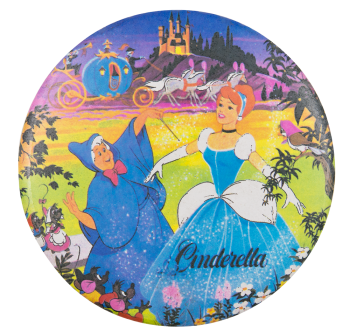 Cinderella Entertainment Button Museum