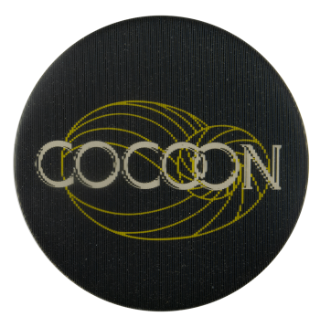 Cocoon Movie Entertainment Busy Beaver Button Museum