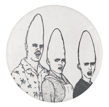 Coneheads Entertainment Button Museum
