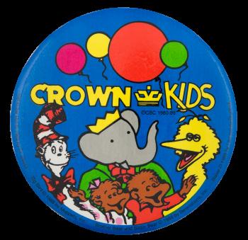 Crown Kids Entertainment Button Museum