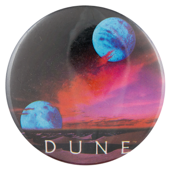 Dune Entertainment Button Museum
