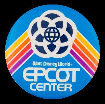 Epcot Center Entertainment Button Museum