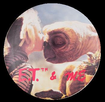 E.T. & Me Gertie Entertainment Button Museum