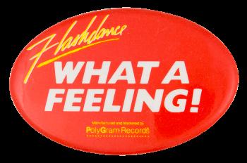Flashdance Entertainment Button Museum