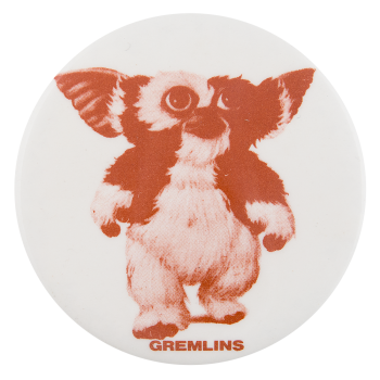 Gremlins Entertainment Button Museum