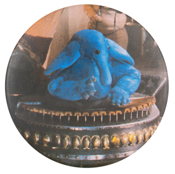 Max Rebo Star Wars Entertainment Busy Beaver Button Museum