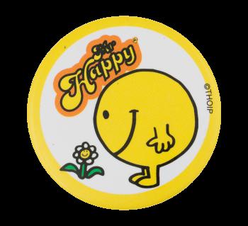 Mr Happy Entertainment Button Museum