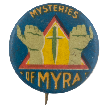 Mysteries of Myra Entertainment Button Museum