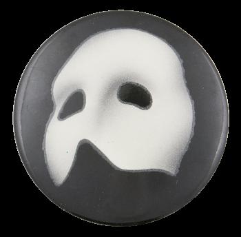 Phantom of the Opera Entertainment Button Museum