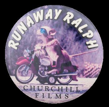 Runaway Ralph Entertainment Button Museum