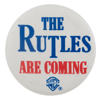 Rutles Are Coming Entertainment Busy Beaver Button Museum