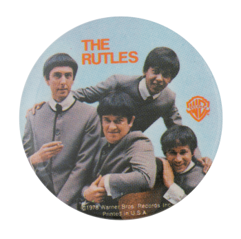 Rutles Group Entertainment Busy Beaver Button Museum