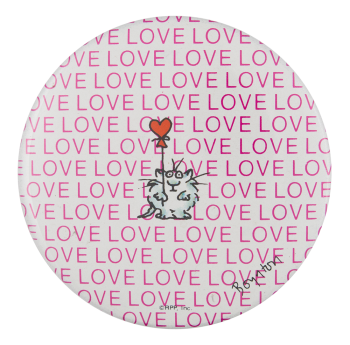 Sandra Boynton's Love Entertainment Button Museum