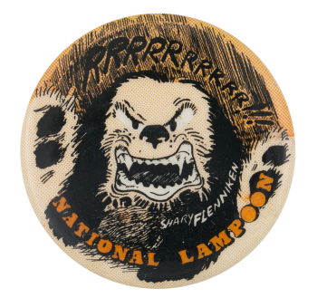Shary Flenniken National Lampoon Entertainment Button Museum