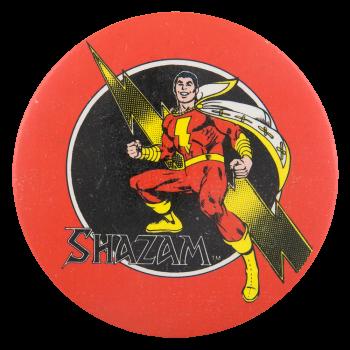 Shazam Entertainment Button Museum