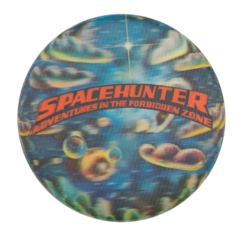 Spacehunter Entertainment Button Museum