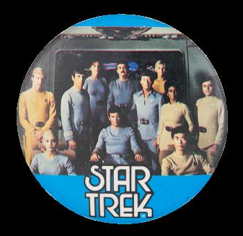 Star Trek Entertainment Busy Beaver Button Museum