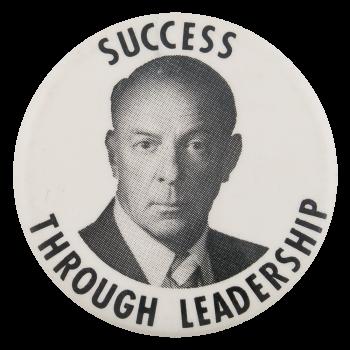 Success Through Leadership Entertainment Button Museum