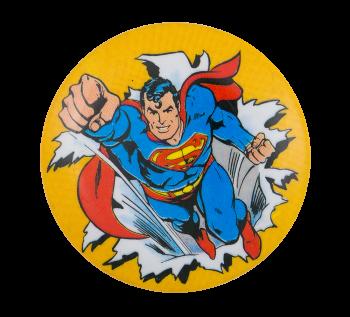 Superman Entertainment Button Msueum
