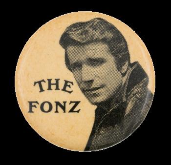 The Fonz Entertainment Button Museum