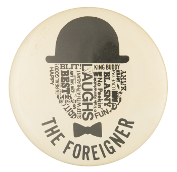 The Foreigner Entertainment Button Museum
