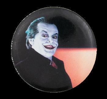 The Joker Jack Nicholson Entertainment Button Museum