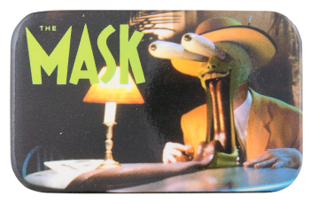 The Mask Entertainment Button Museum