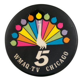 WMAQ-TV Chicago Chicago Button Museum