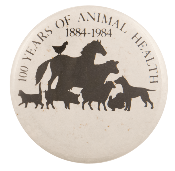 100 Years of Animal Health Event Busy Beaver Button Museum