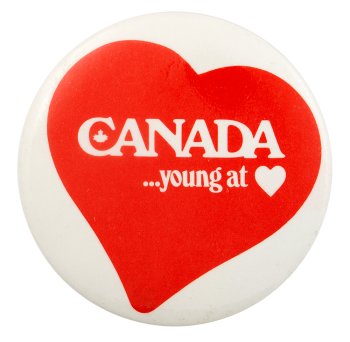 Canada Young At Heart Event Busy Beaver Button Museum