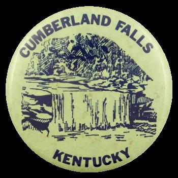 Cumberland Falls Kentucky Event Busy Beaver Button Museum