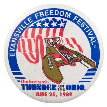 Evansville Freedom Festival Event Busy Beaver Button Museum