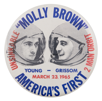 Molly Brown America's First Events Button Museum