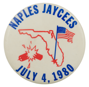 Naples Jaycees Event Busy Beaver Button Museum