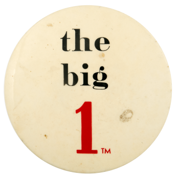The Big 1 Event Busy Beaver Button Museum